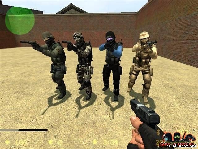 Всё для Counter-Strike 1.6 читы, патчи, скачать игру, плагины. руссификатор